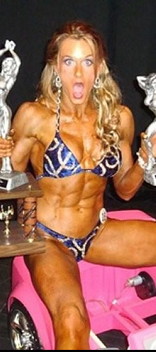 Ifbb Fitness Pro Sandi Stuart Lean Bodies Consulting