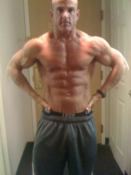 lbc under-12-week male bodybuilder transformation