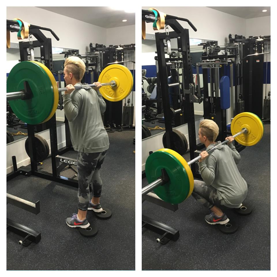 WHY is it so hard to get proper squat form? : Fitness